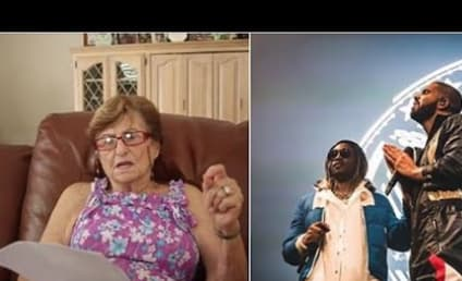 Grandma is Very Confused Over Drake/Future Lyrics