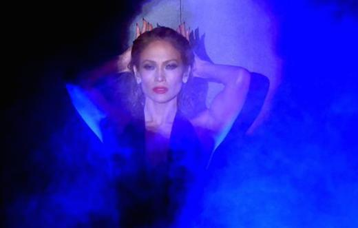 Jennifer Lopez at the American Music Awards