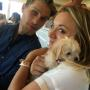 Kaley Cuoco Karl Cook Puppy