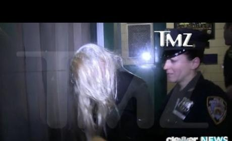 Amanda Bynes Arrest Video