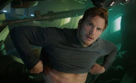 Chris Pratt Abs Photo