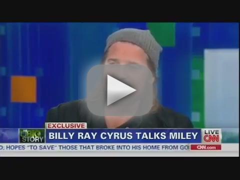 Billy Ray Cyrus Talks Twerking, Miley Cyrus