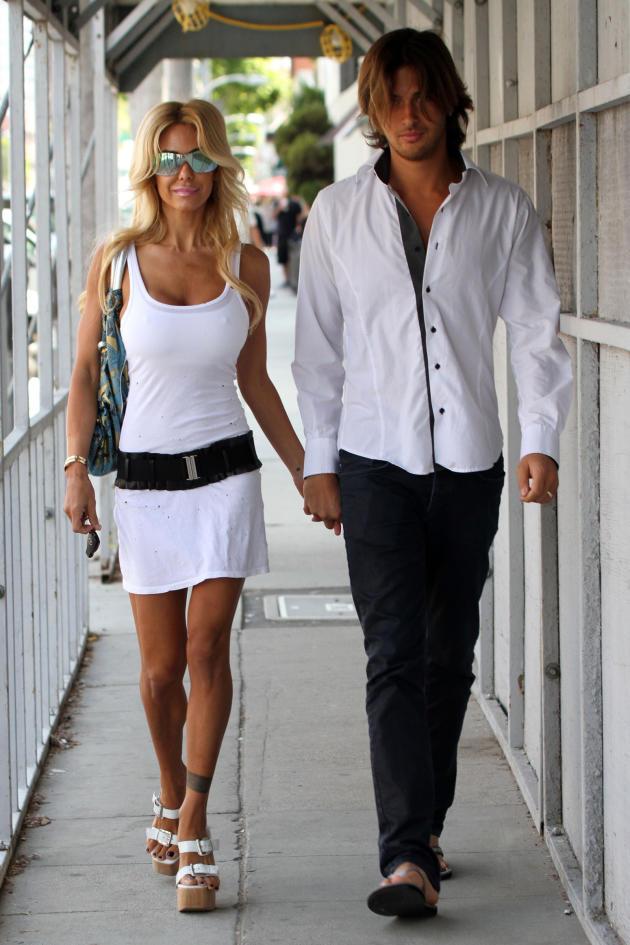 Shauna Sand and Husband