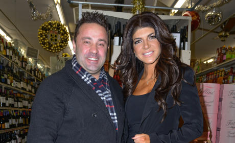 Teresa and Joe Giudice: We Get to Keep Our House!!