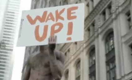 Occupy Wall Street Leader Double Dog Dares Miley Cyrus
