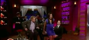 Carrie Ann Inaba Gets Engaged... on Live TV!