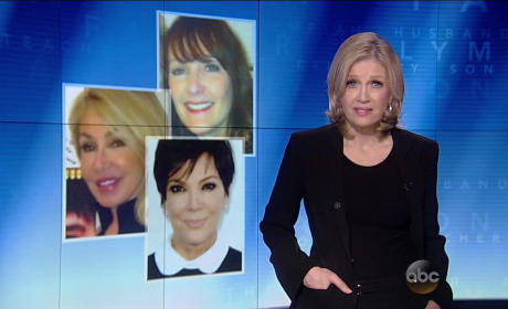 Kris Jenner Continues to Lie About ABC Interview Request