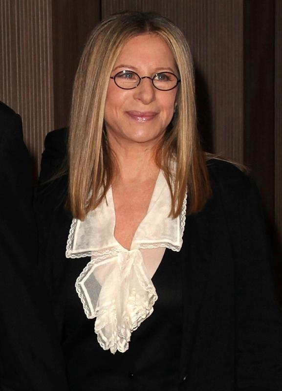 NOT Barbra Streisand