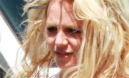"Britney Spears Begins Filming New ""Mother"" Episode"