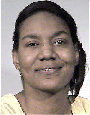 Gloria James Mug Shot
