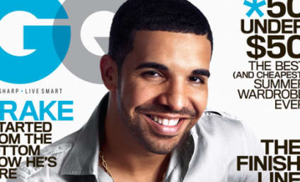 Drake GQ Cover Released, Amanda Bynes THRILLED