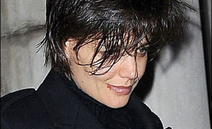 Beware the Celebrity Hair: Katie Holmes