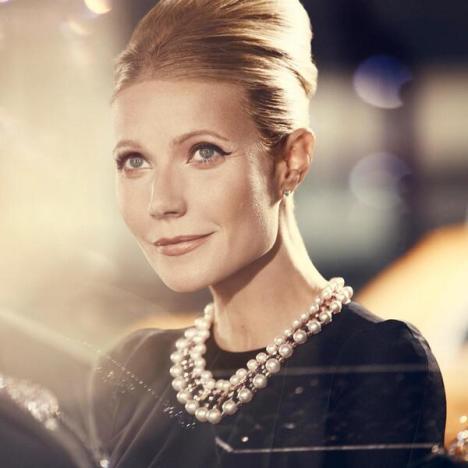 Gwyneth Paltrow: Audry Hepburn?