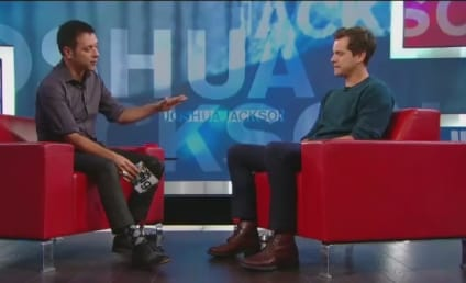 Joshua Jackson Talks Katie Holmes Phone Call, Reunion with Father