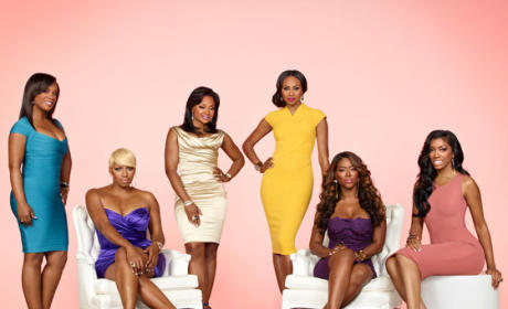 The Real Housewives of Atlanta Cast: ALL Returning For Season 7!