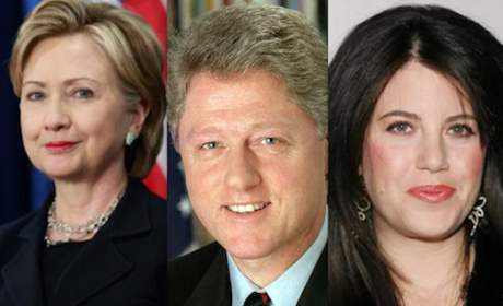 Hillary Clinton: Monica Lewinsky a Narcissistic Loony Toon, Bill Clinton Just Weak