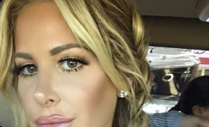 Kim Zolciak: Stroke Caused By Plastic Surgery?!