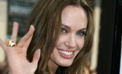 "Report: Angelina Jolie is ""Petrified"" of Megan Fox"