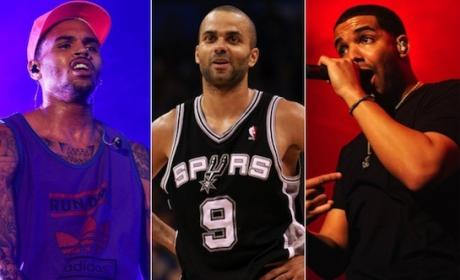 NYC Club to Chris Brown and Drake: YOU Pay Damages!