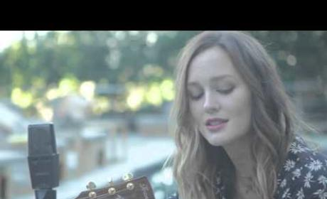 Leighton Meester - Dreams (Fleetwood Mac Cover)