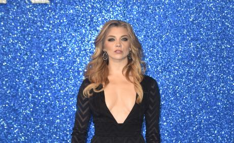 Natalie Dormer Attends a London Fan Screening of 'Zoolander No. 2'