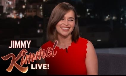 Emilia Clarke Talks Like Valley Girl: Watch! LOL!
