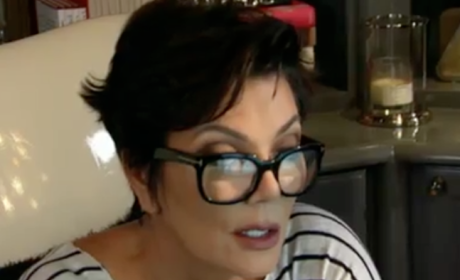 Keeping Up with the Kardashians Klips: NAKED KRIS JENNER ALERT!