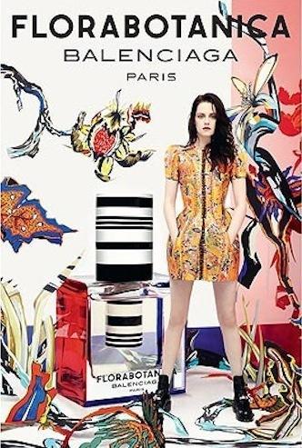 Kristen Stewart Balenciaga Ad