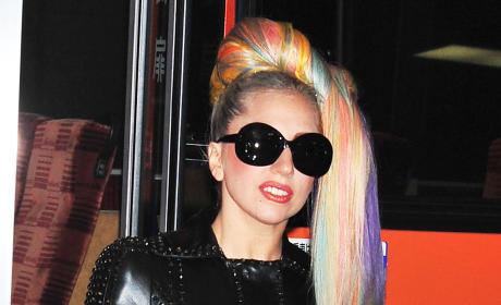 Lady Gaga: Banned in Indonesia!