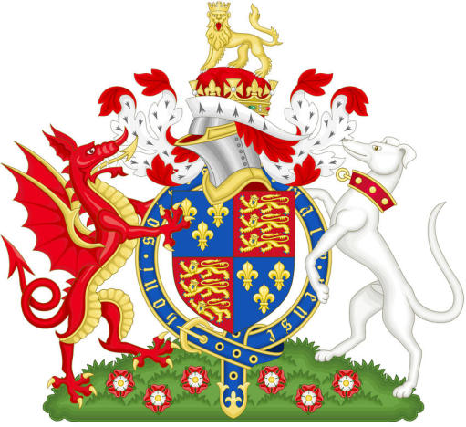 Henry VII Coast of Arms