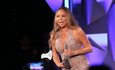 Mariah Carey: 27th Annual GLAAD Media Awards