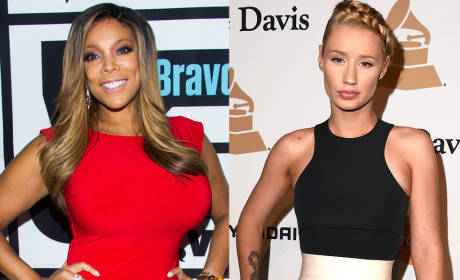 Wendy Williams Slams Iggy Azalea Haters