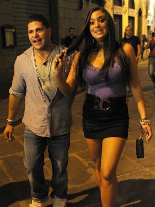 Sammi Giancola, Ronnie Ortiz-Magro
