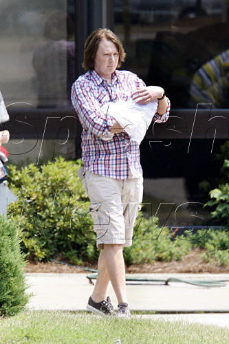 Clay Aiken and Son