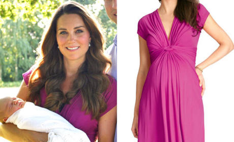 Kate Middleton Dress Sells Out Two Hours After Portraits' Release