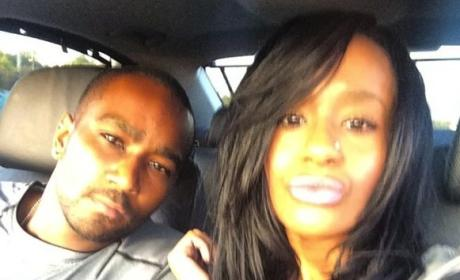 Krissie and Nick Gordon