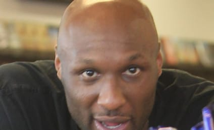 Lamar Odom: Admonished, Advised by City Attorney