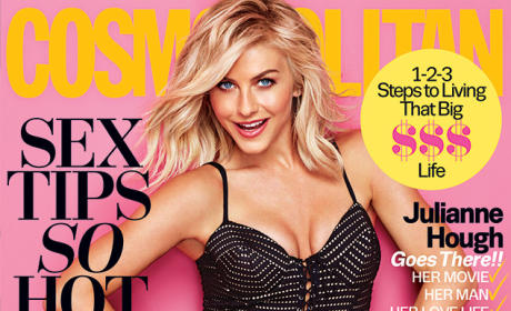 Julianne Hough: I Suck at Phone Sex!