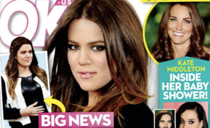Khloe Kardashian Pregnant, Tabloid Claims/Asks: Who is the Father?!?