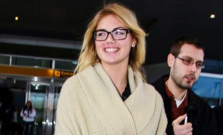 Kate Upton Without Makeup