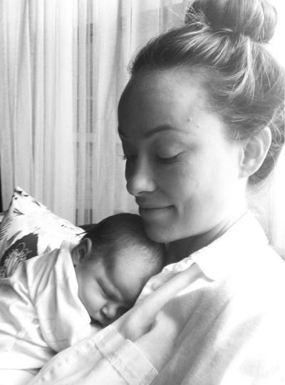 Olivia Wilde, Daughter
