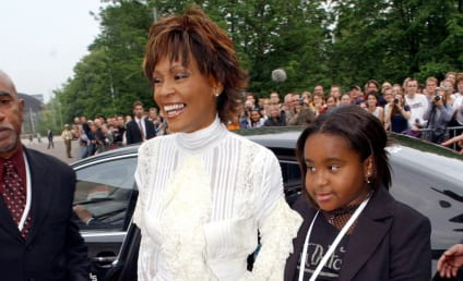 Bobbi Kristina Brown: Getting High Following Mother's Funeral?