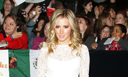 Ashley Tisdale Hair Affair: Blonde or Brunette?