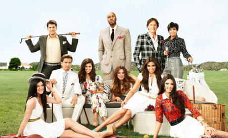 Keeping Up with the Kardashians Season 7 Photo