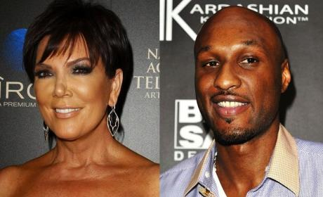 Kris Jenner: So Angry at Lamar Odom!