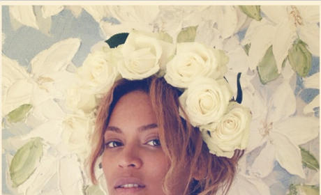 Beyonce: Makeup-Free on Instagram!