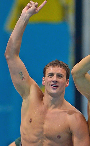 Ryan Lochte Shirtless Pic