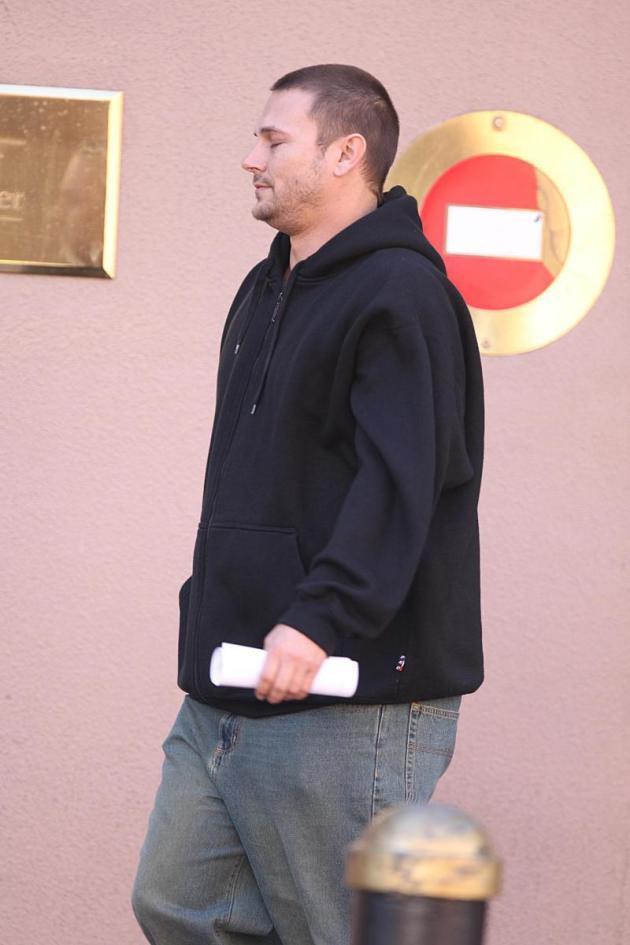 Former Mr. Britney Spears