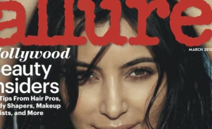 Kim Kardashian: All Natural in Allure?