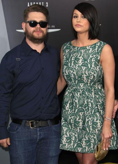 Jack Osbourne and Lisa Stelly Photo